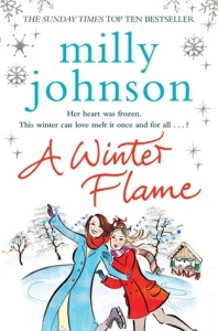 Johnson, Milly - A Winter Flame